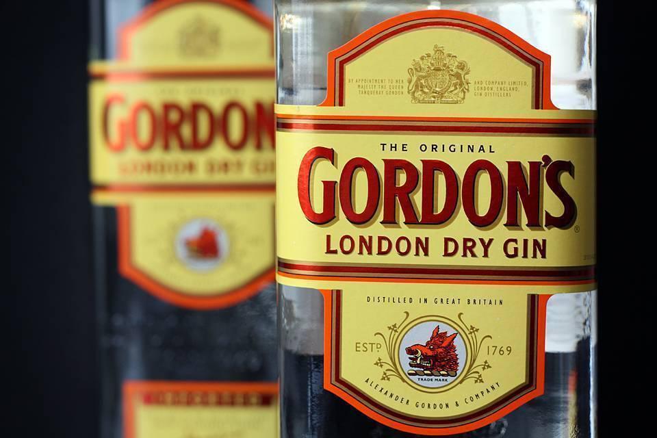 Джин гордонс (gordon's): описание, история и виды марки