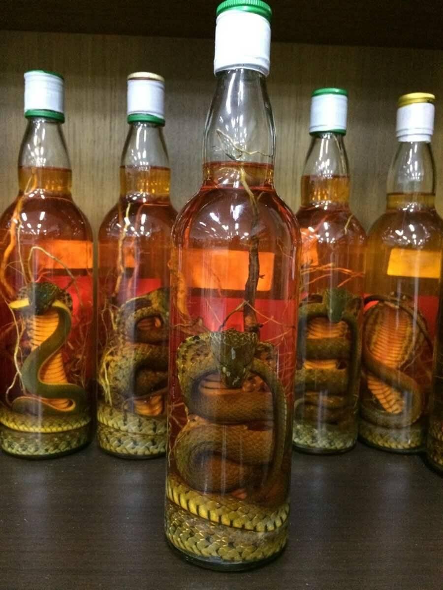 Актуальные цены 2020 года на алкоголь в таиланде