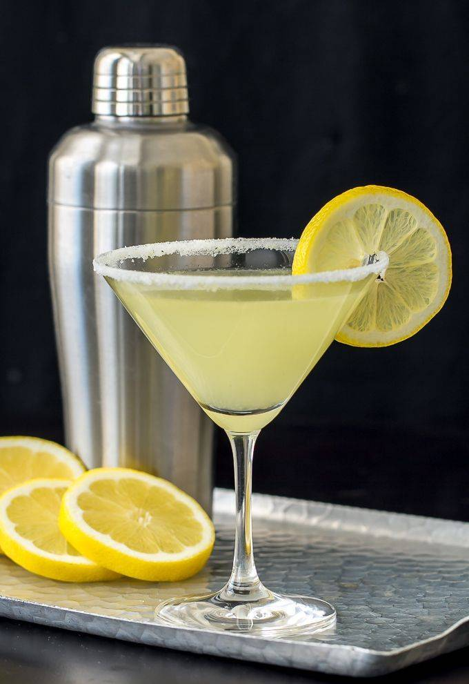 Легкие коктейли с лимончелло — vellamonik