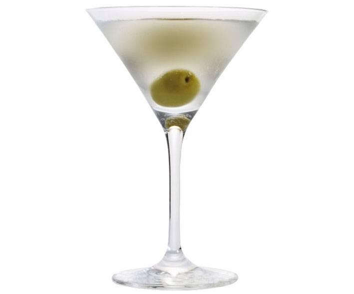 Коктейли с мартини – 18 рецептов