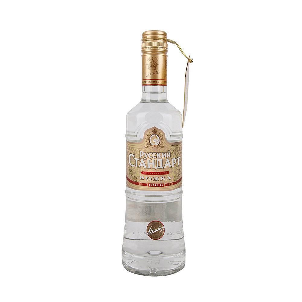 Водка «русский стандарт» — описание, виды, цена – как правильно пить
