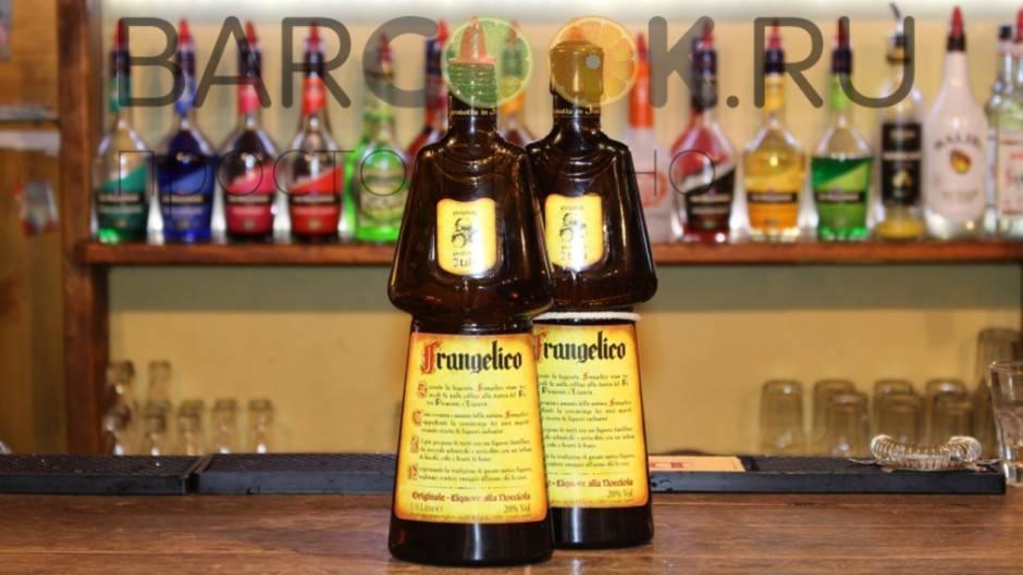 Рецепт франжелико и других ореховых ликеров, или как итальянские монахи упражнялись в дистилляции
