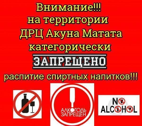 Статья за распитие спиртного в общественных местах