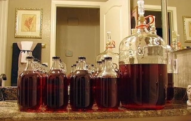 Что нужно добавить чтобы вино перестало бродить. что делать если вино перестает бродить