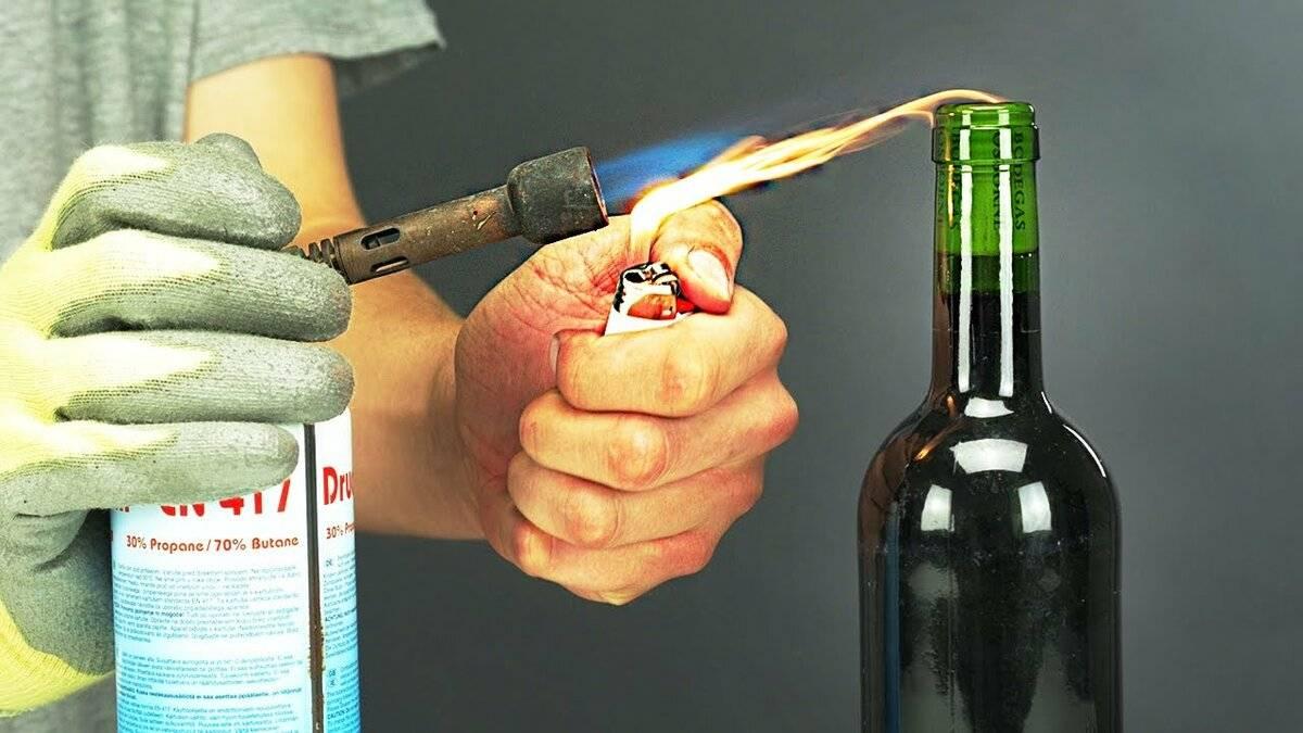Как можно открыть вино без штопора быстро и не повредив бутылку