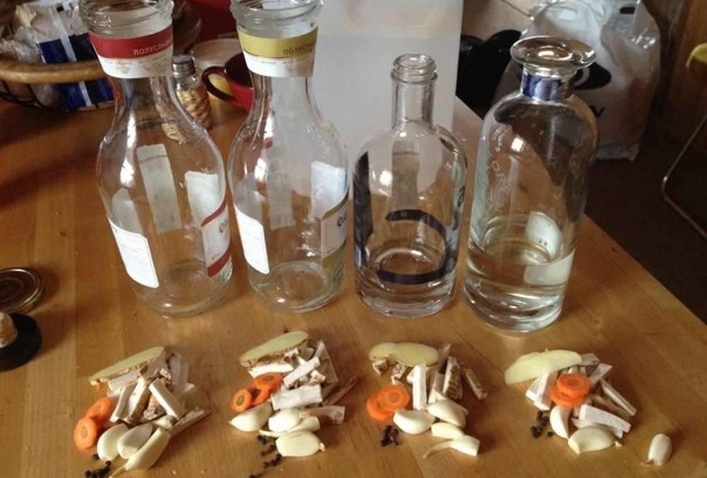 Рецепт хреновухи из водки: как правильно приготовить в домашних условиях, настойка с медом