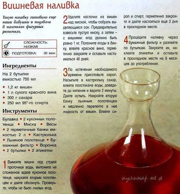Рецепты и правила приготовления настоек на самогоне