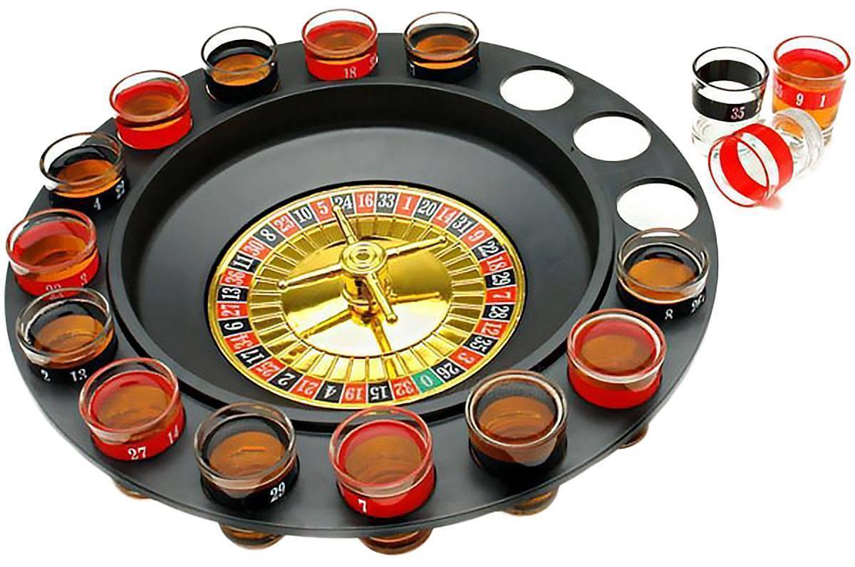 Как играть в игры с алкоголем