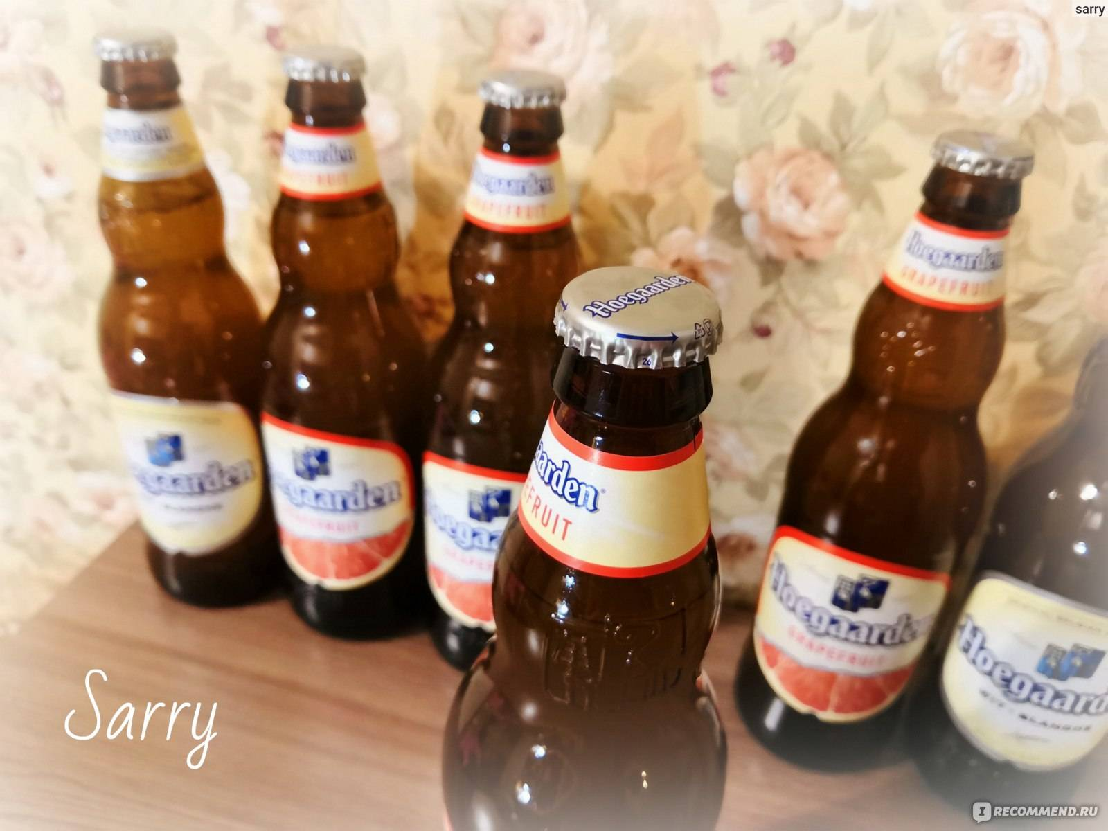 Пиво хугарден, его состав и виды, история происхождения и классический рецепт приготовления