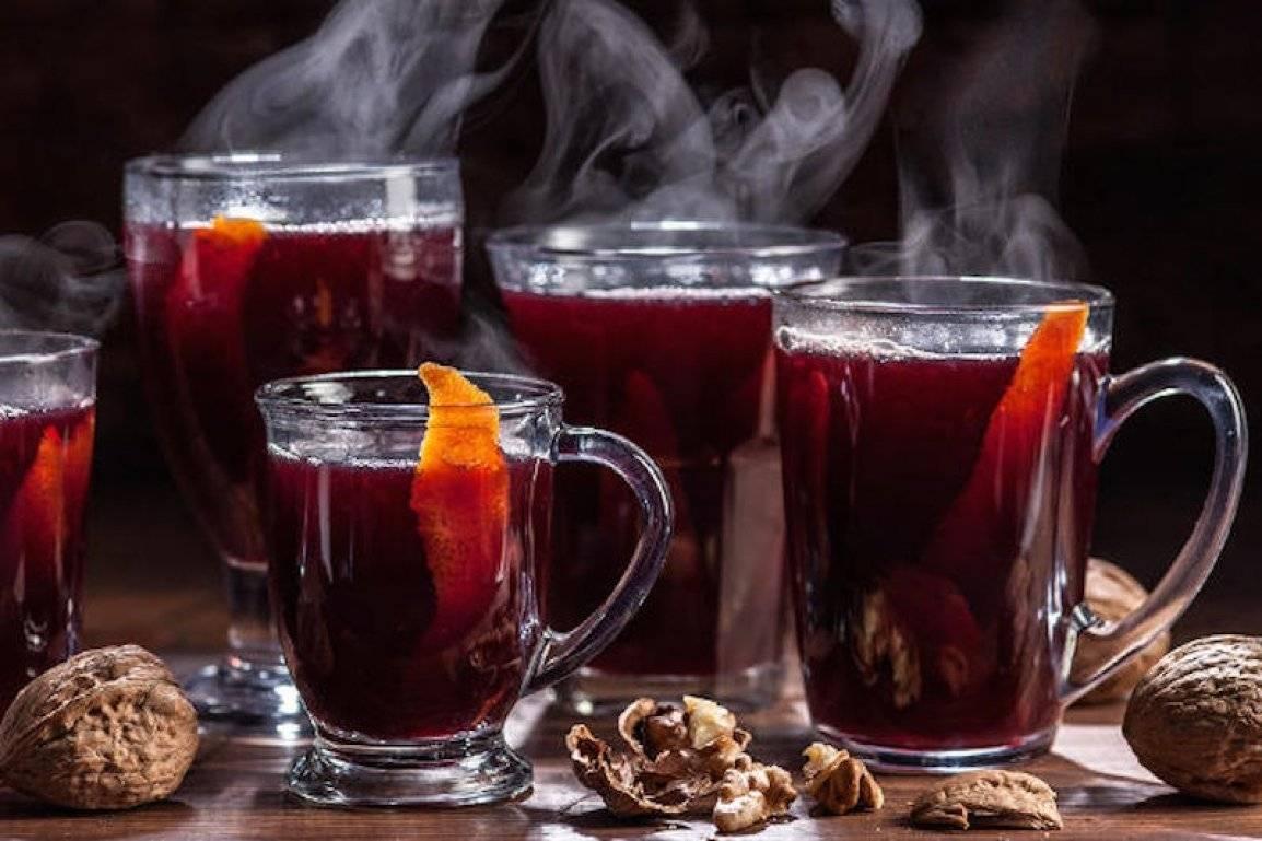 Рождественские напитки — топ самых популярных и вкусных 2019