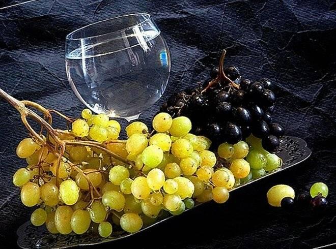 Делаем вкуснейшний самогон (чачу) из винограда