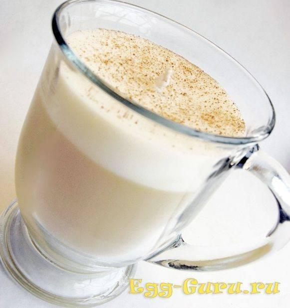Рецепты гоголь-моголя на основе алкогольных напитков и фруктового сока