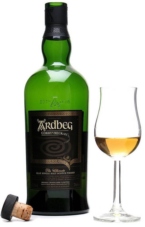 Виски ardbeg (ардбег): описание, история, виды марки