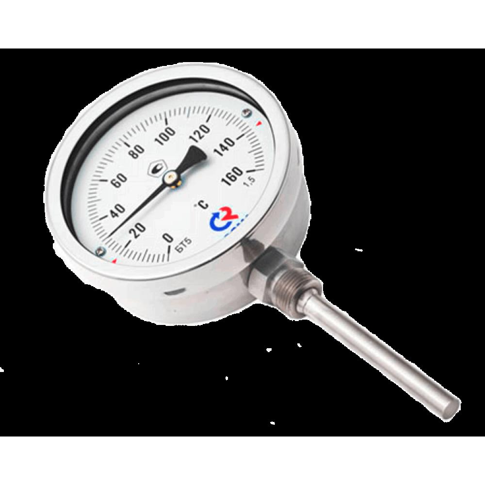 Биметаллический термометр для самогонного аппарата: установить своими руками