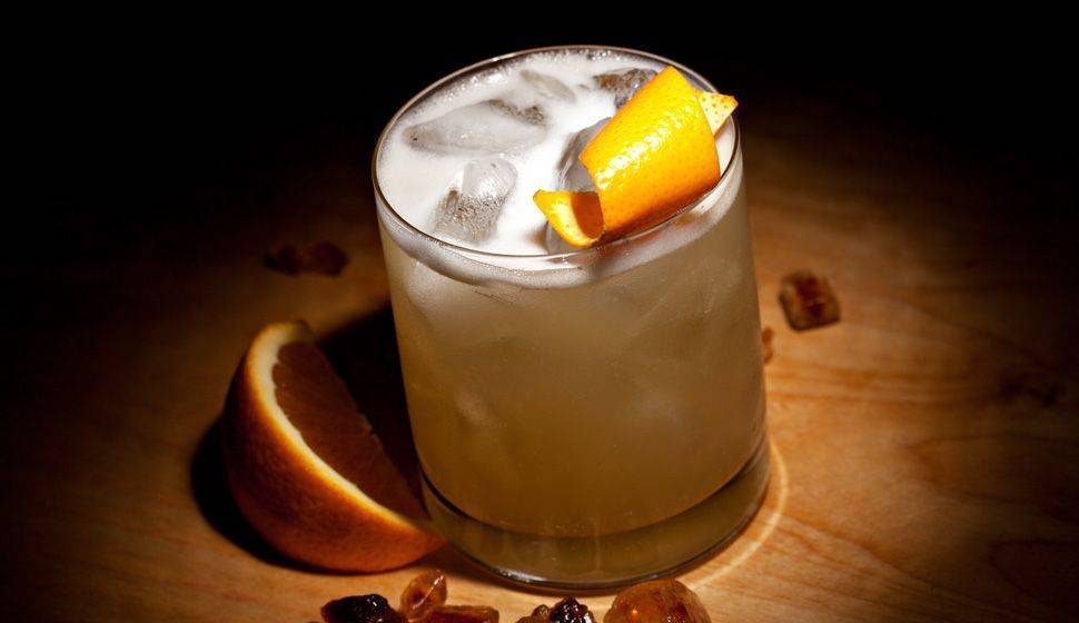 Самые популярные коктейли с виски