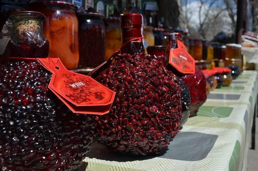 Гранатовое вино – 7 рецептов приготовления в домашних условиях