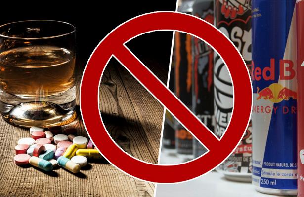 Совместимость алкоголя и валерьянки