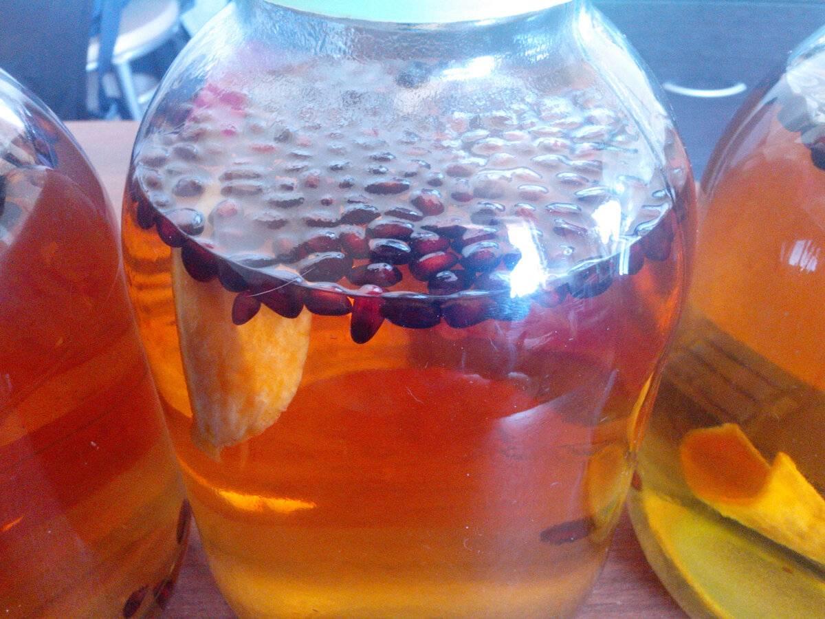 Готовим фруктовый самогон