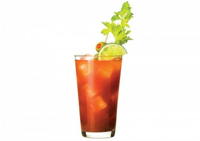 Водка с соком — рецепты коктейлей видео