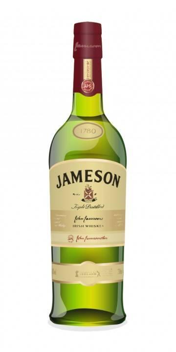 Виски джемесон (jameson): история, обзор вкуса и видов + как отличить подделку