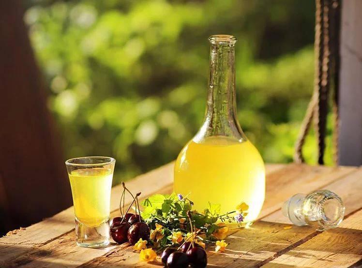 Как сделать лимончелло в домашних условиях