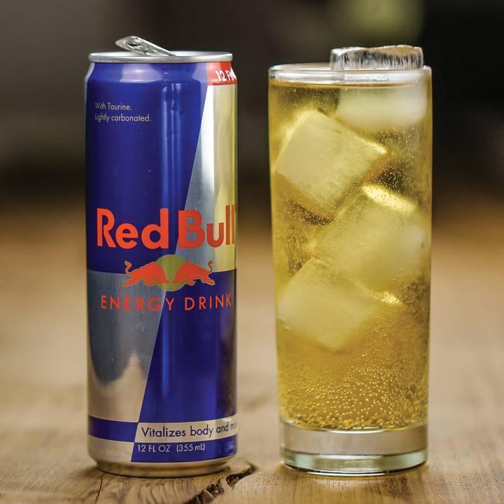 Что будет, если смешать алкоголь с энергетиком