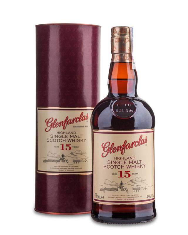 Виски glenfarclas (гленфарклас) и его особенности