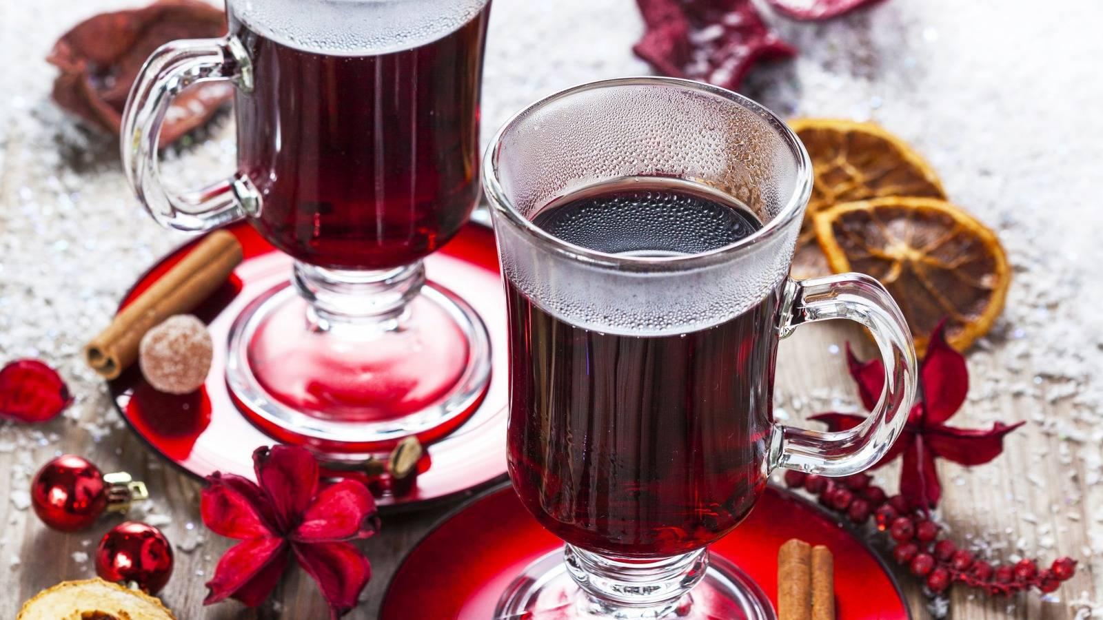 Самые популярные рождественские напитки - пошаговые рецепт