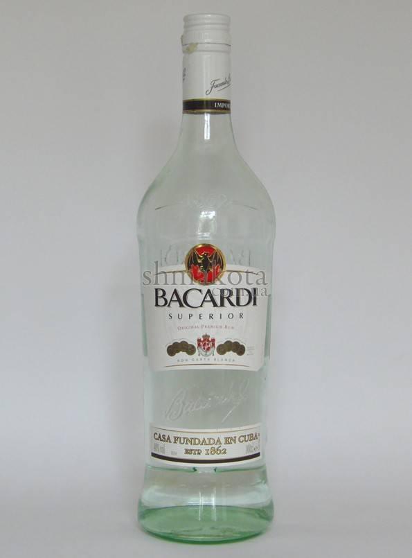 Наши бренды - bacardi limited russia