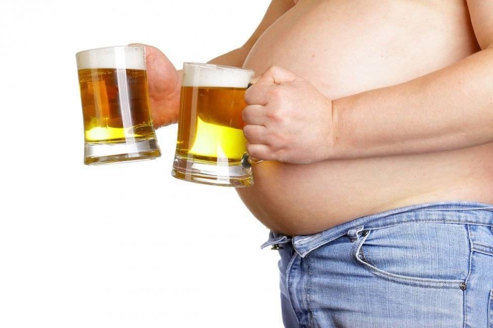 Почему от алкоголя толстеют и от каких спиртных напитков поправляются