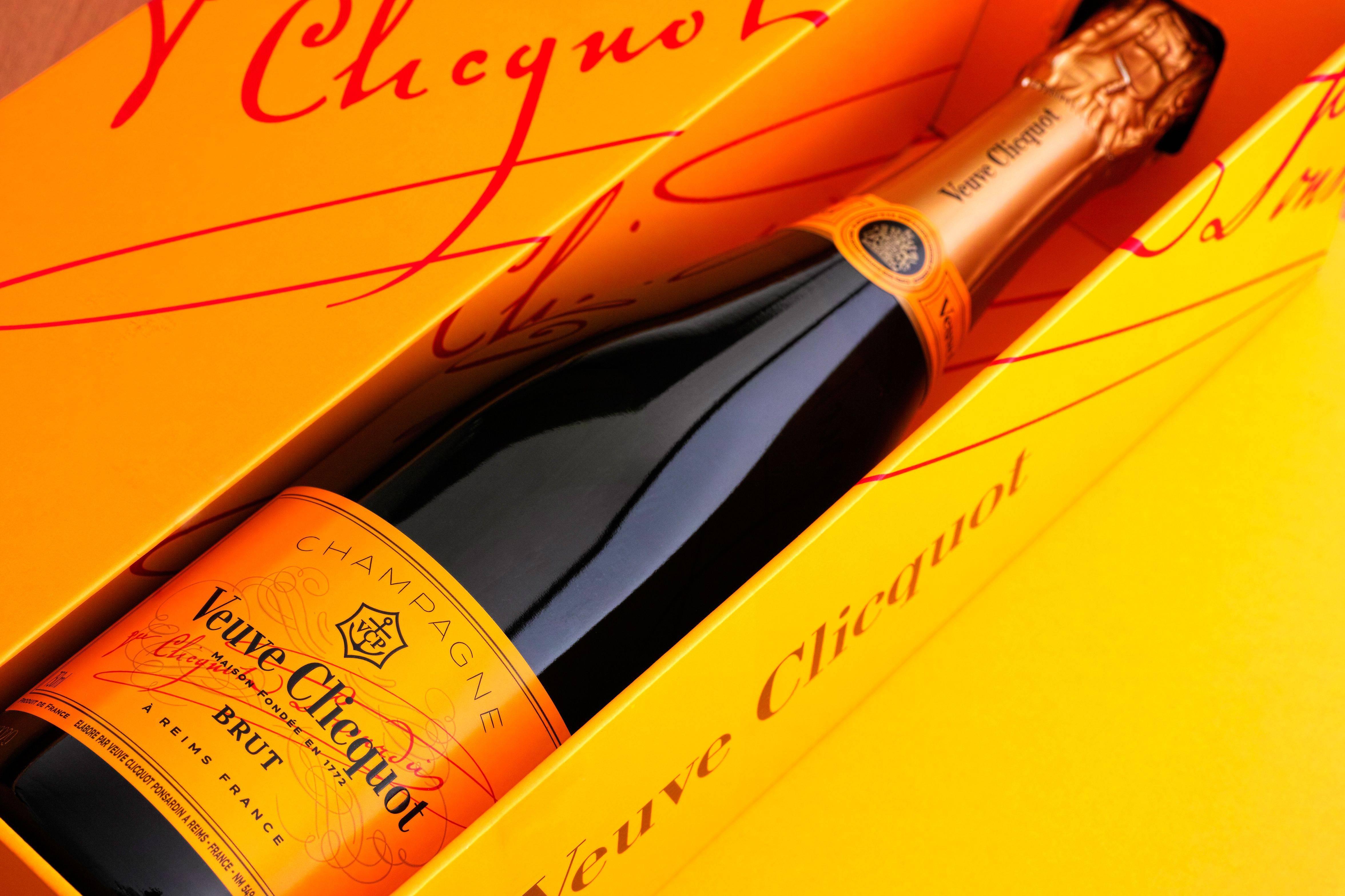 Обзор шампанского вдова клико