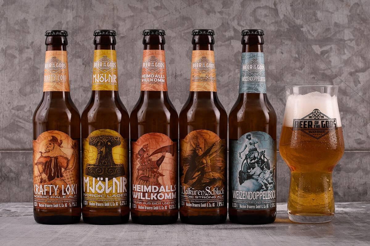 Обзор лидского пива
