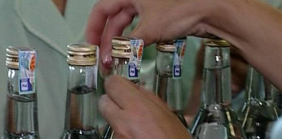 Как отличить поддельный алкоголь