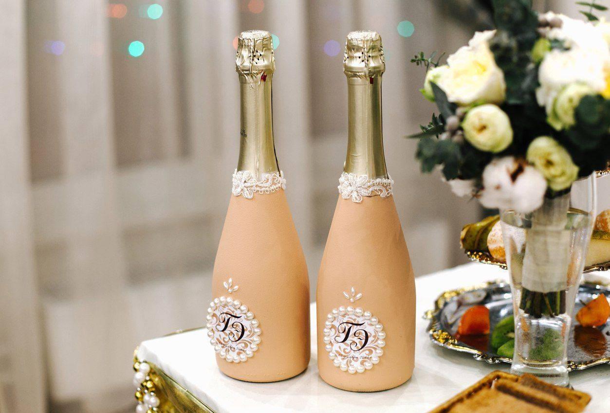 Шампанское и «фруктовая вода» в домашних условиях