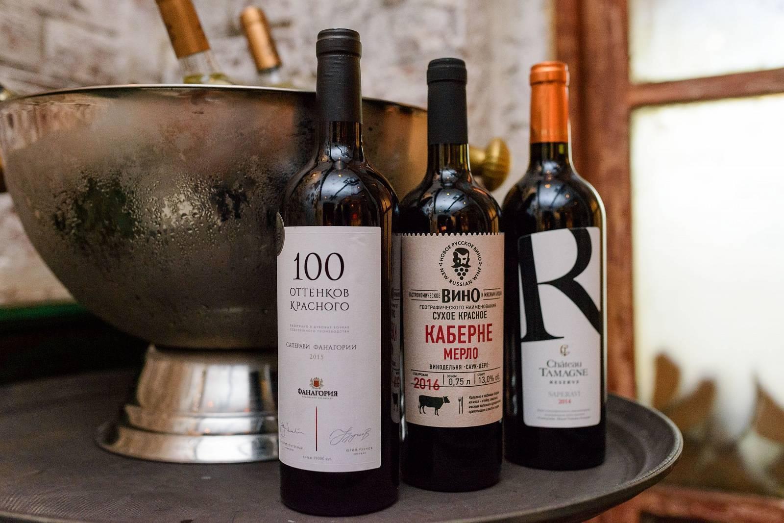 Винодельческий бизнес в россии