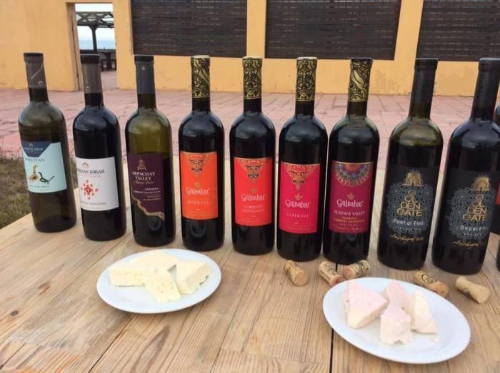 Виноделие азербайджана — история алкоголя