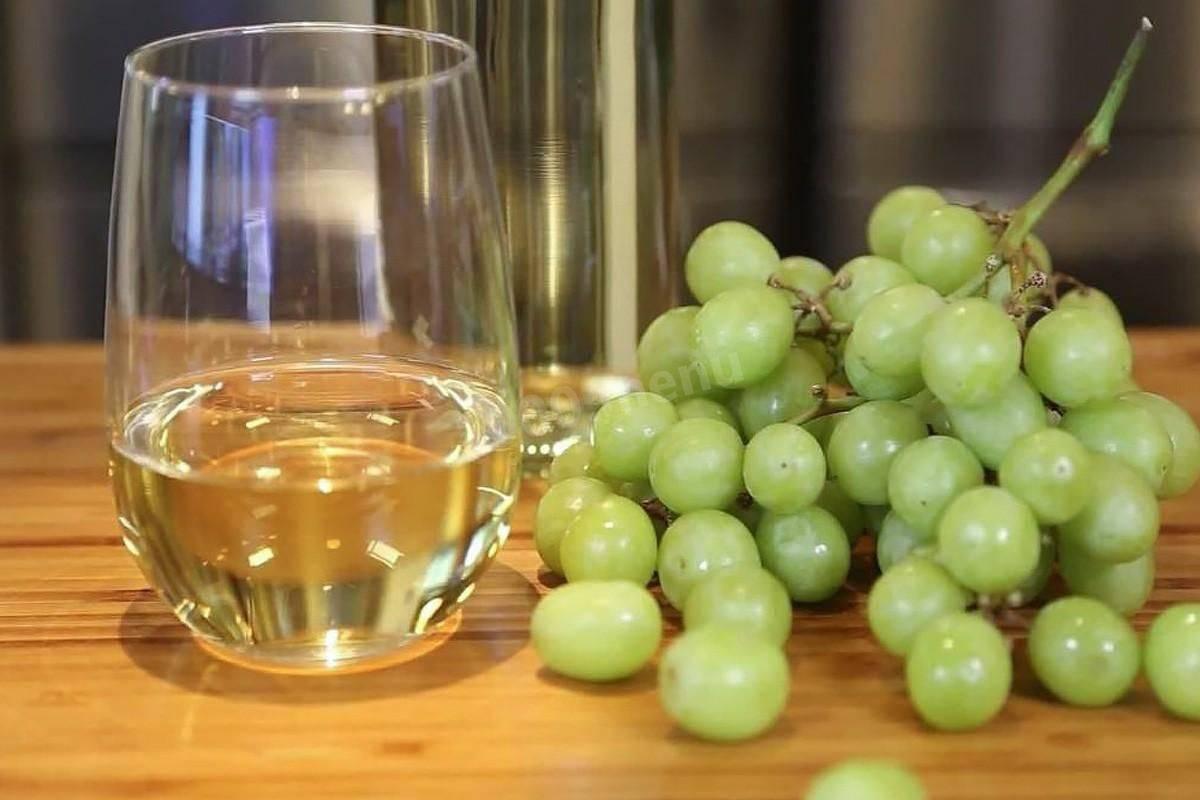 Рецепт приготовления настойки на винограде