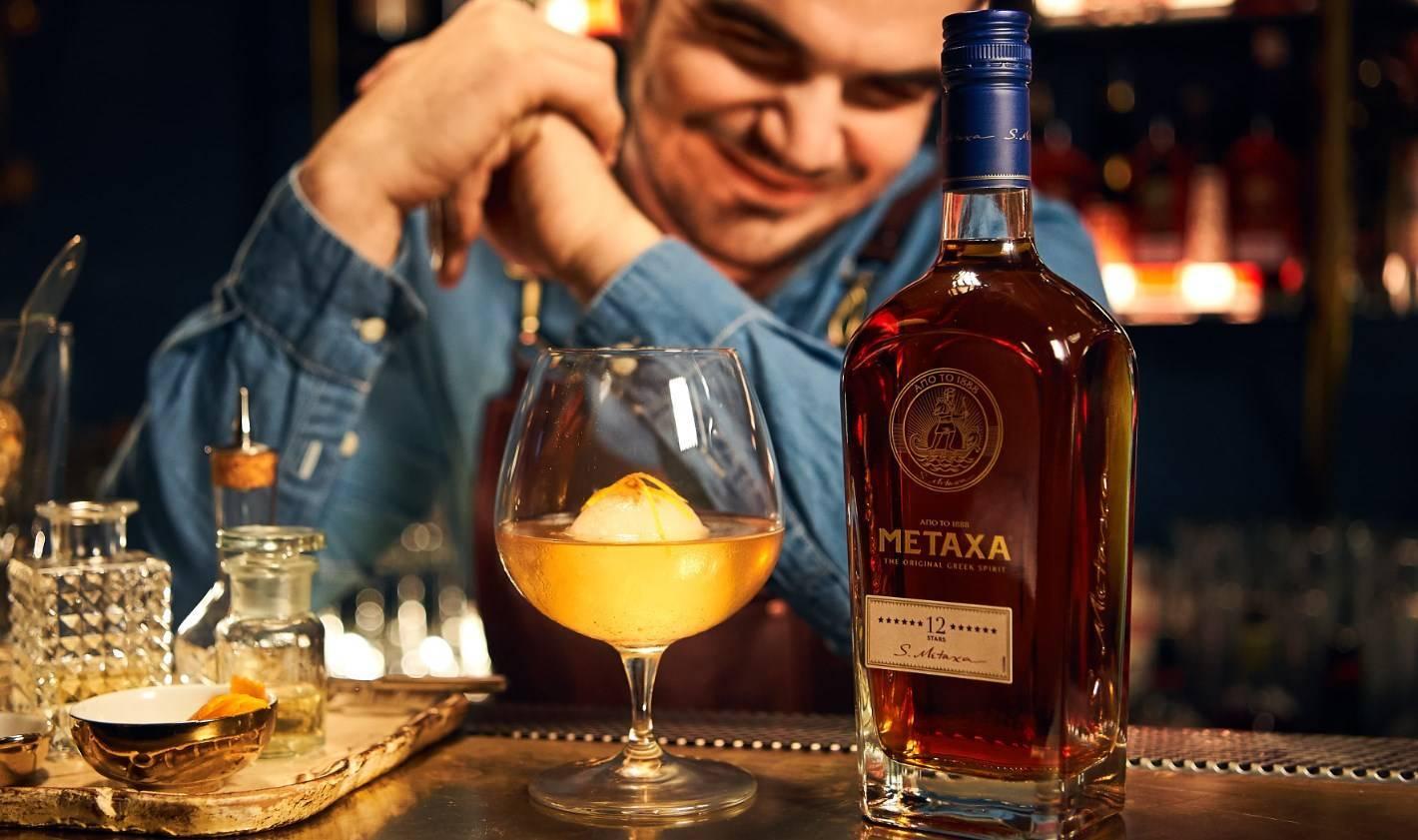 Греческий бренди метакса ассортимент, как правильно готовить напиток