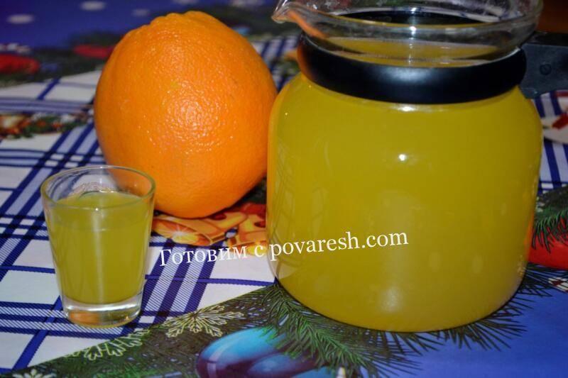 Как приготовить «оранчелло» и «лимончелло» — прекрасные напитки к новогоднему столу