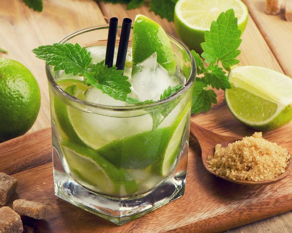 Мохито безалкогольный: рецепт с фото пошагово