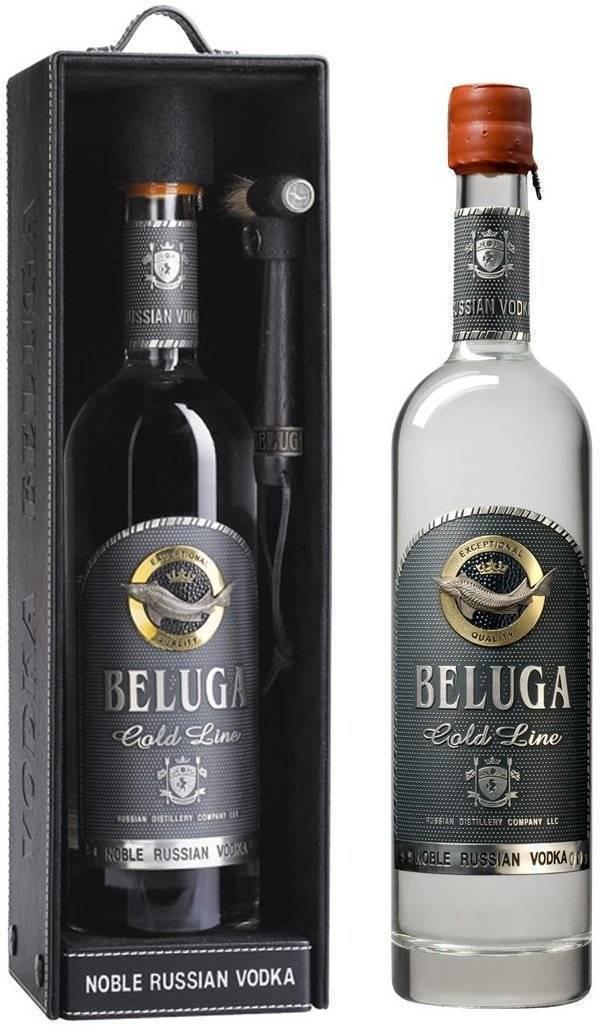Настойка beluga (белуга) — история, особенности и состав ликера