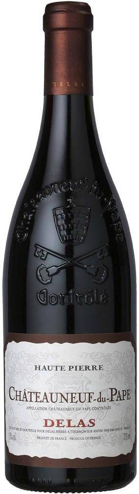 Шатонеф-дю-пап – столица виноделия прованса