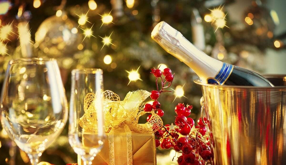 Как выбрать хорошее шампанское к новому году