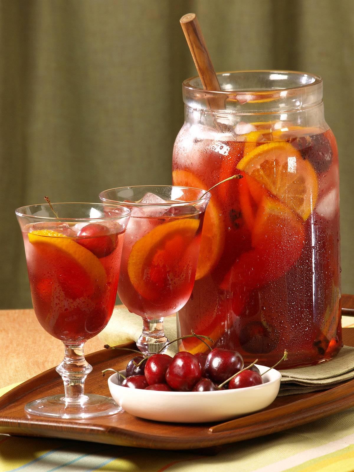 Пунш на любой случай: 8 лучших безалкогольных рецептов