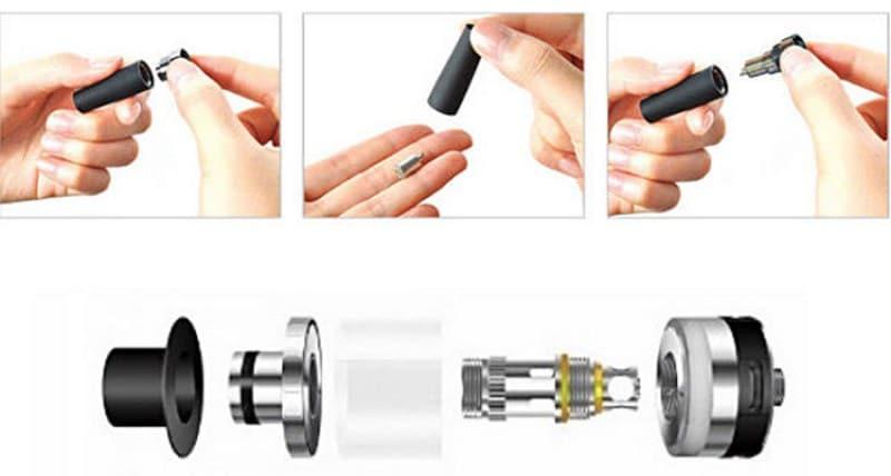 Испаритель электронной сигареты: когда его менять?