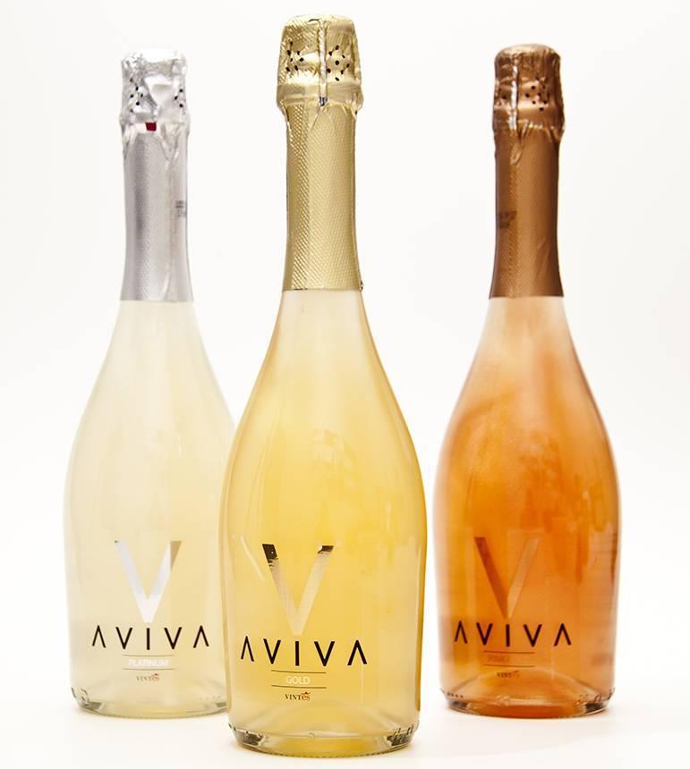 Перламутровое шампанское aviva — состав и описание