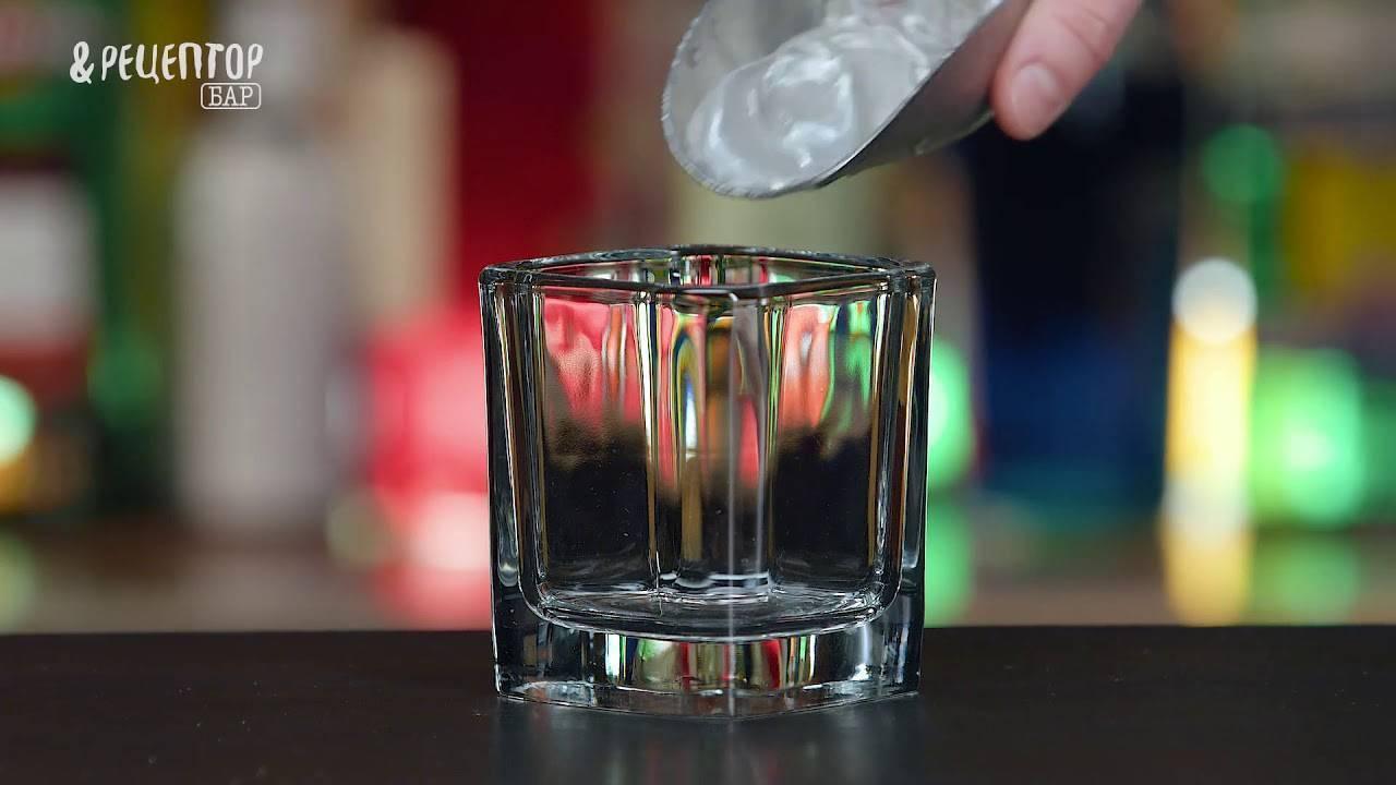 Как сделать коктейль крестный отец в домашних условиях