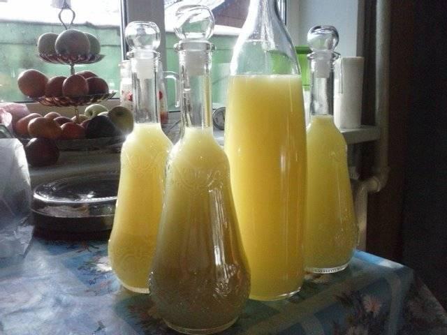 Ликер лимончелло в домашних условиях – это просто