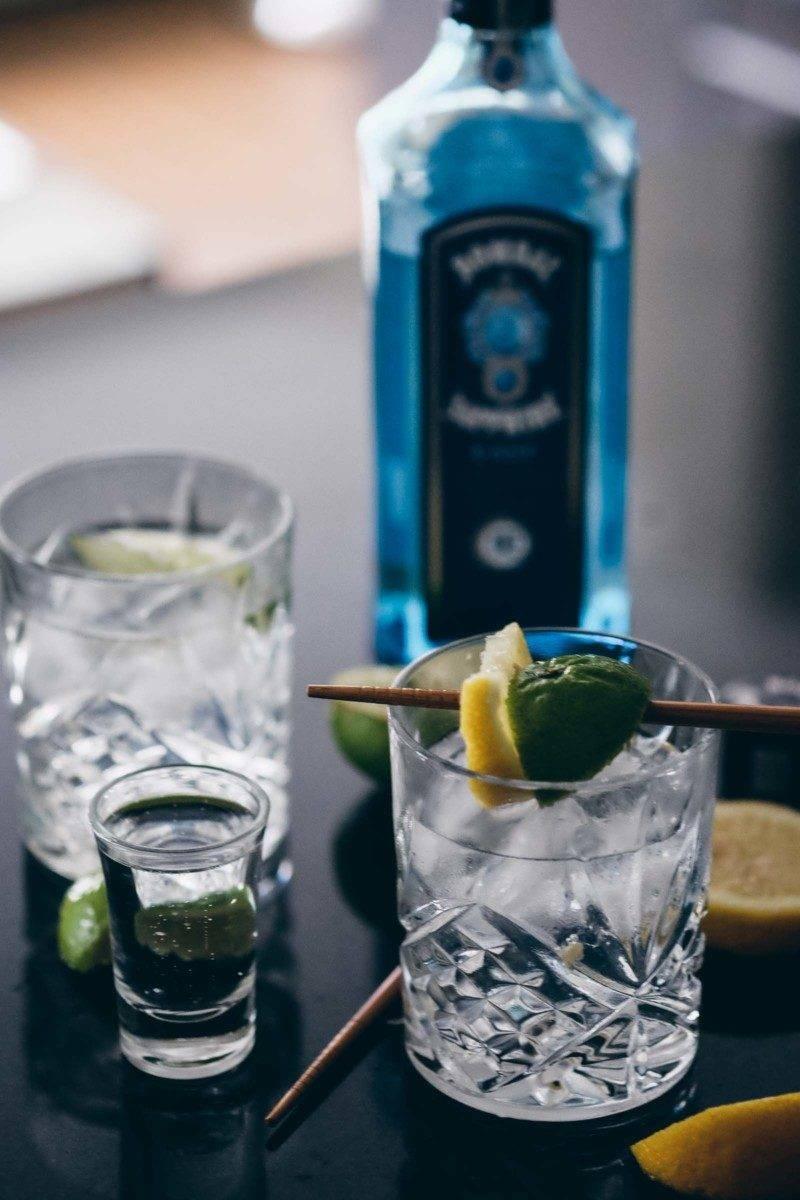 Как правильно пить джин