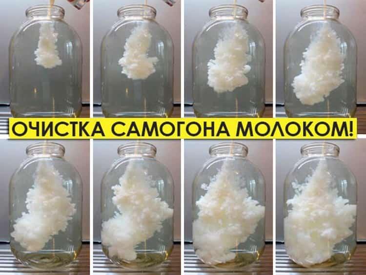 Секретный рецепт самогона без запаха